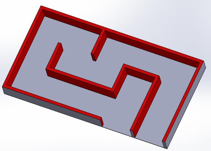 Image result for balance rectangular laser board maze